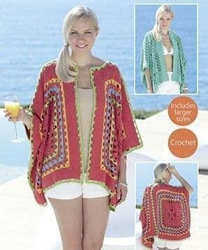 SALE Crochet Patterns and Books from £1
